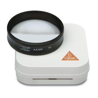 HEINE® Asphärische Ophthalmoskopierlupen