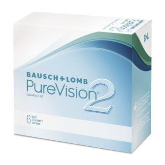 Bausch & Lomb PureVision® 2 Verbandskontaktlinsen