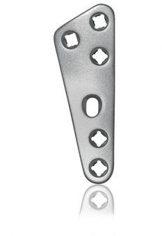 2,7 - 3,5 mm Evolox® Delta Platten