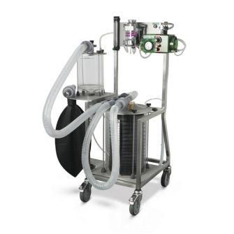 Narkosegerät für Großtiere LAVC-2000D