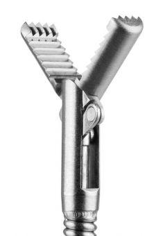 Endoskopie Fremdkörperzangen