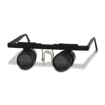 Lupenbrille, stereoskopisch