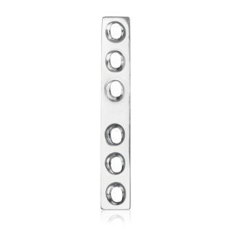 2,7 mm Gerades-LC-DCP-Mini-Plättchen, selbstspannend