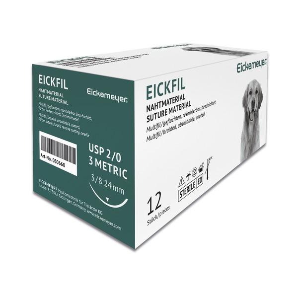 EickFil Nadel-Faden-Kombination, Dreikantnadel