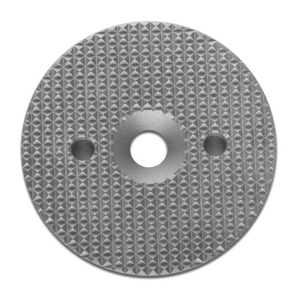 Raspelplatten für elektrische Zahnraspel EISENHUT