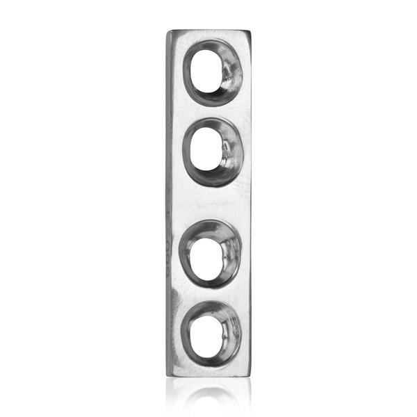 2,4 mm Kleinfragment-Plättchen, selbstspannend
