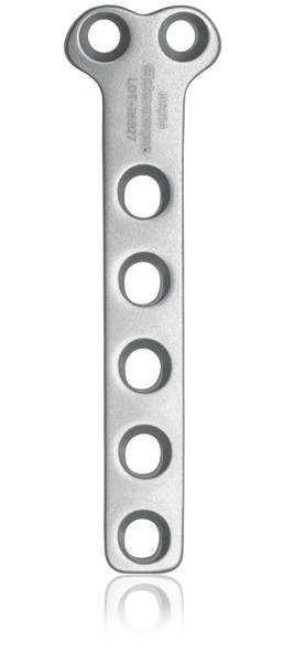 Teil-Karpalarthrodese-Platten (Teil-PCA)