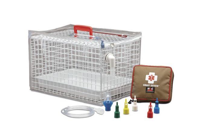 Sauerstofftherapie-Box