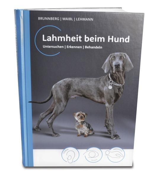 Fachbuch Lahmheit beim Hund