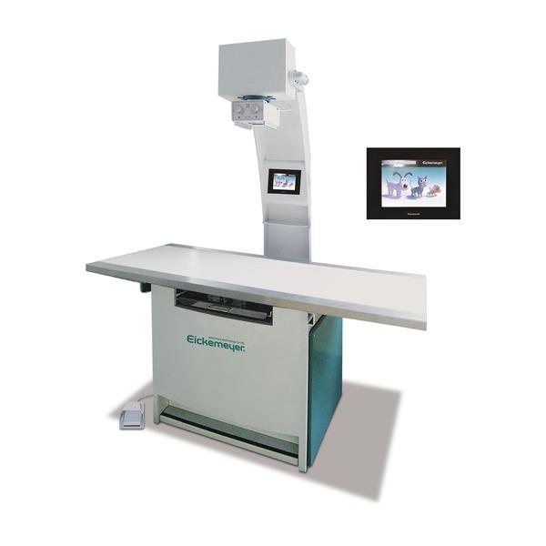 Stationäres Hochfrequenz Röntgengerät für Kleintiere