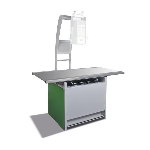 Tischstativ für mobile HiRay Röntgengeräte